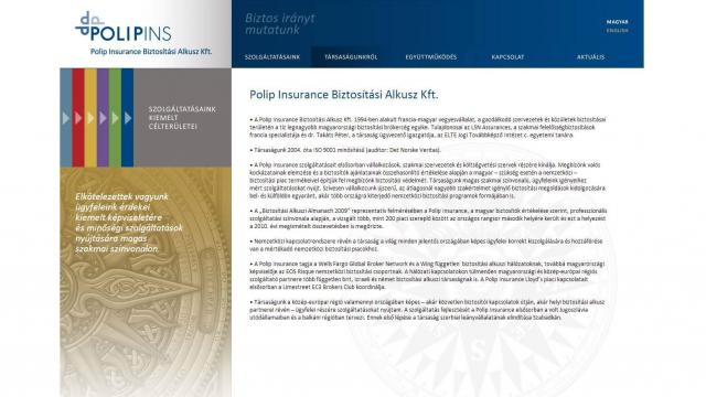 Polip Insurance Biztosítási Alkusz
